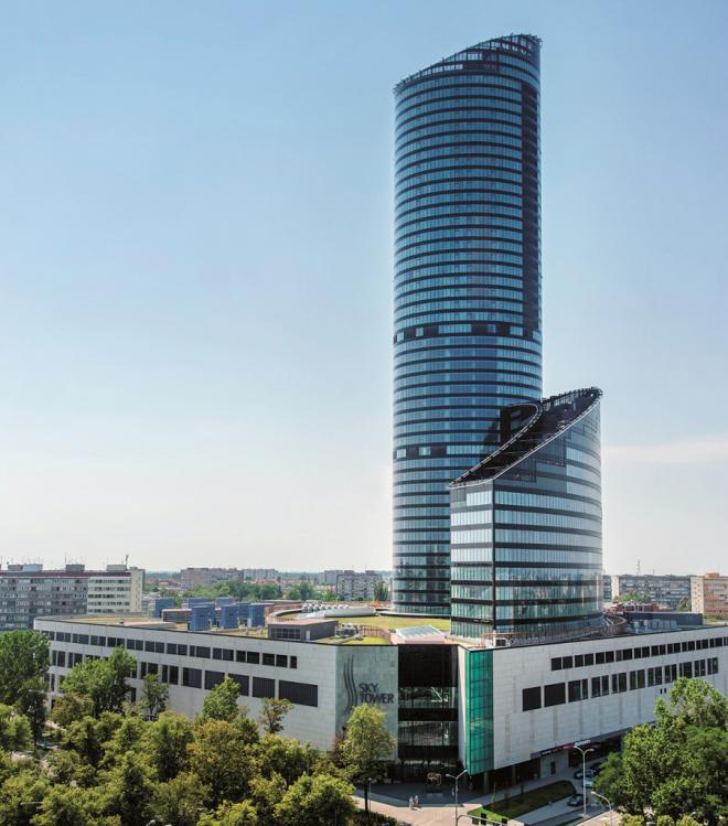 Foto: Sky Tower SA