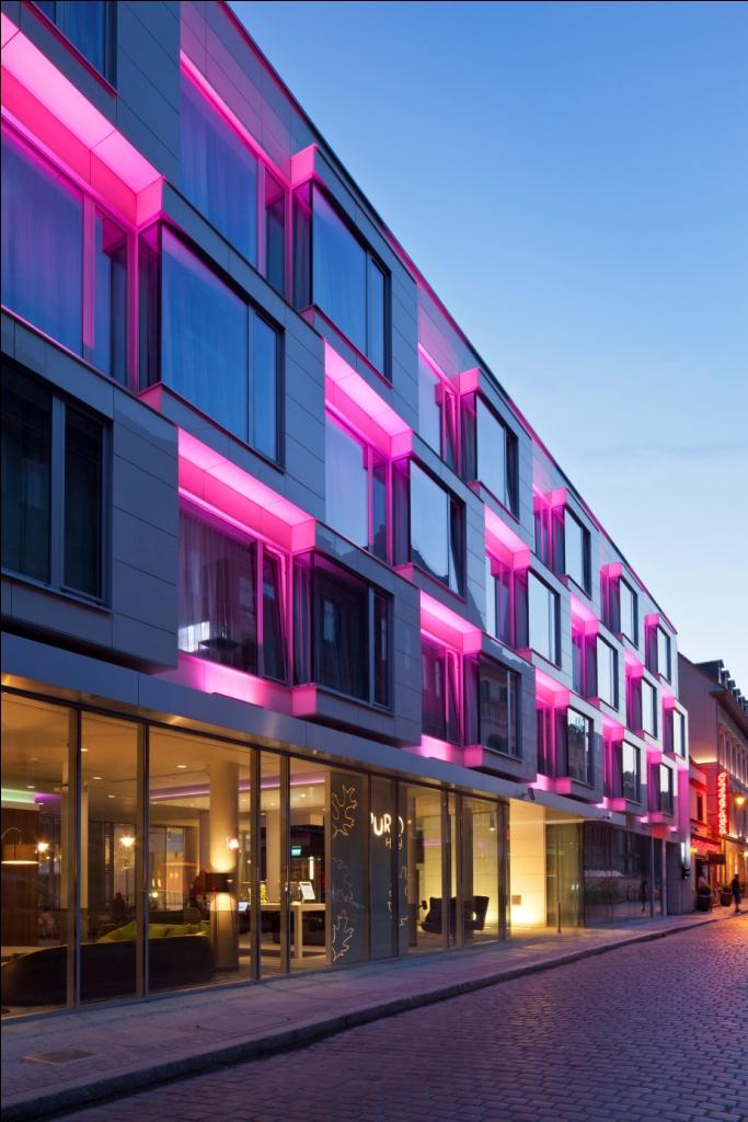 Hotel przyszłości dla młodych duchem