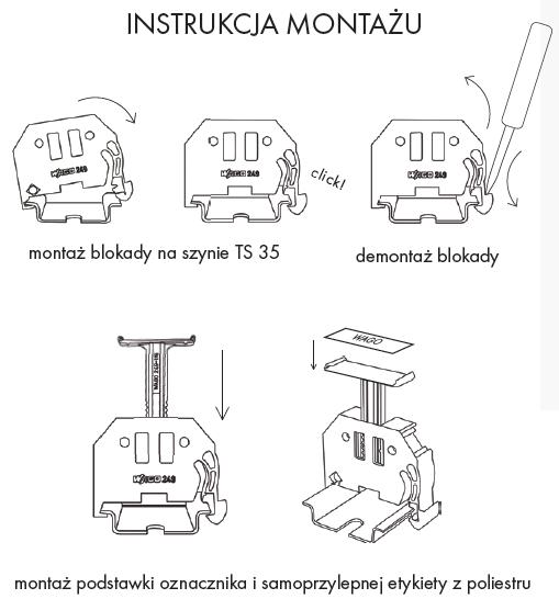 WAGO 249 Instrukacja