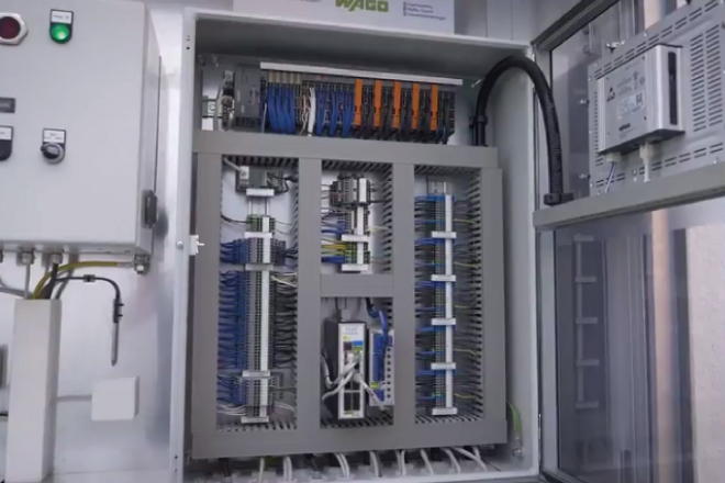 Inteligenta stacja transformatorowa SN/nN