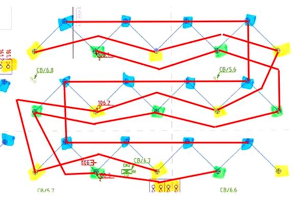 Schemat połączeń WINSTA