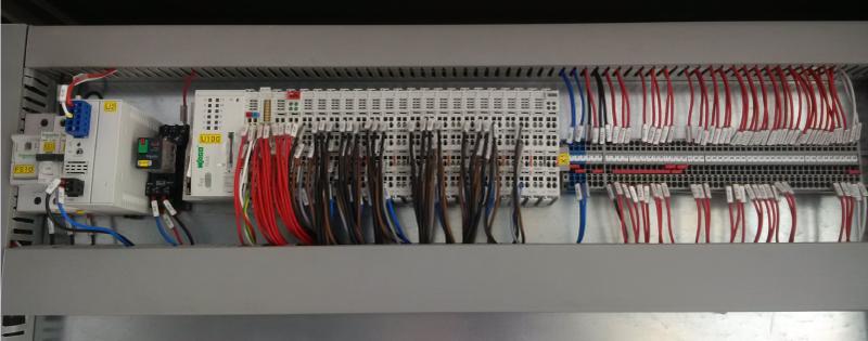 System monitoringu WAGO dla rozdzielnic niskiego napięcia w stacji transformatorowej SN/nN