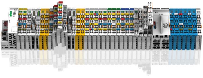 WAGO-I/O-SYSTEM: 400 modułów sygnałowych i komunikacyjnych