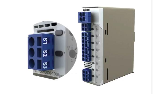 Funkcje zabezpieczeń elektronicznych WAGO EPSITRON