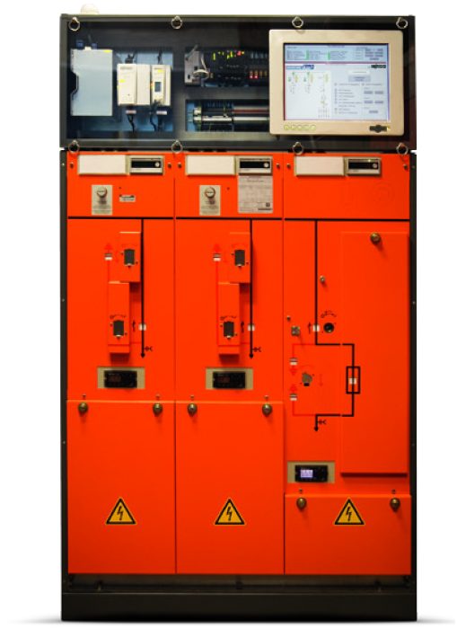 Zarządzanie stacją SN/nN – zdalny monitoring i sterowanie