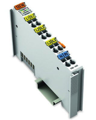 Moduł pomiaru mocy 3-fazowej, 480 V1 A AC