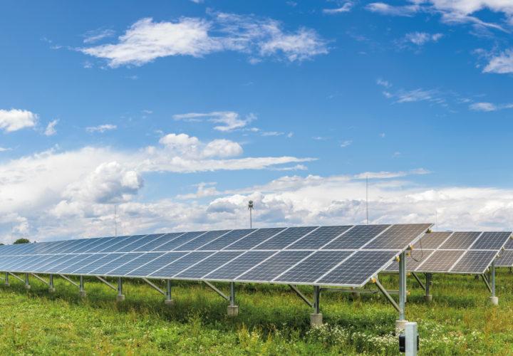 Solar Park Management – Monitoring elektrowni fotowoltaicznych