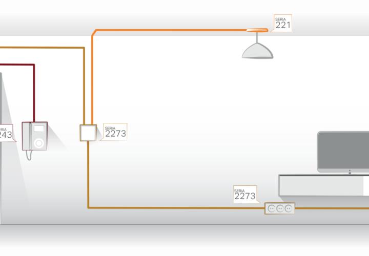 WAGO łączy profesjonalne instalacje budynkowe