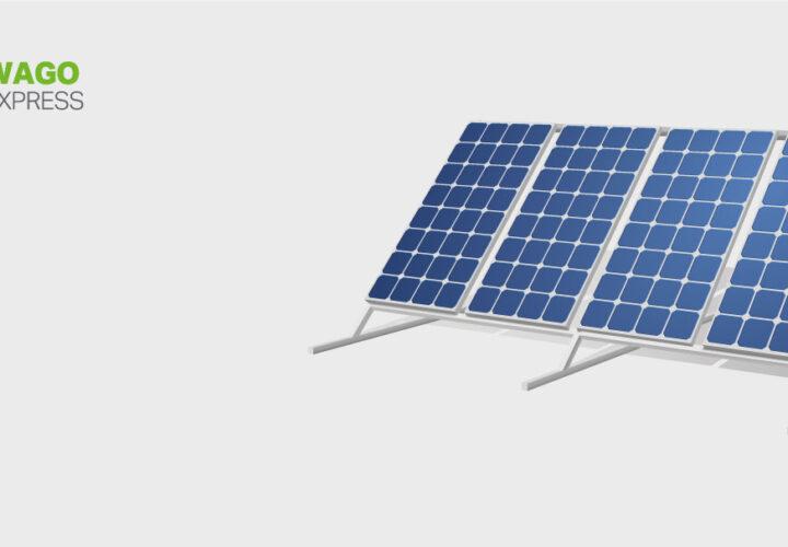 WAGOexpress – Solar Park Management