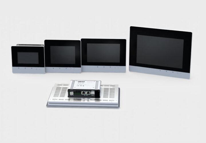 Jak wgrać program do zestawu startowego z panelami TP 600?