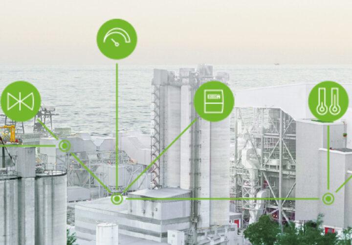 WAGOexpress – Zbieranie danych z maszyn, procesów i liczników zużycia mediów – Energy Data Management